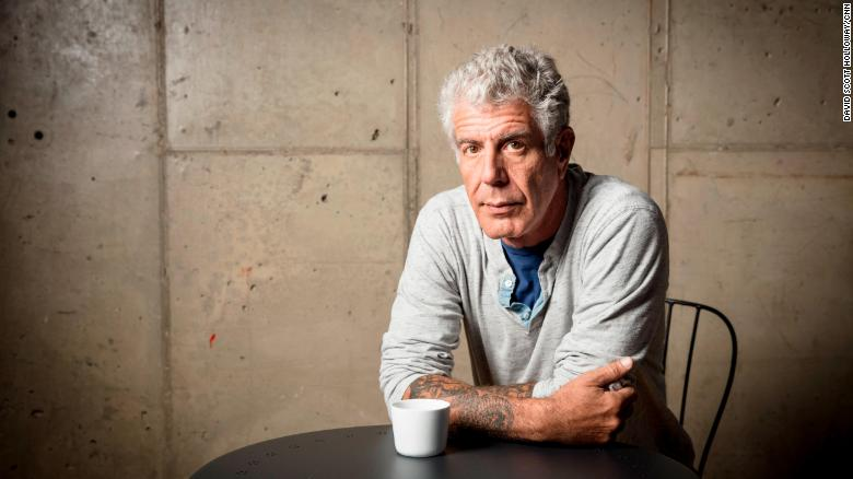Why the death of Anthony Bourdain should mean nothing to you